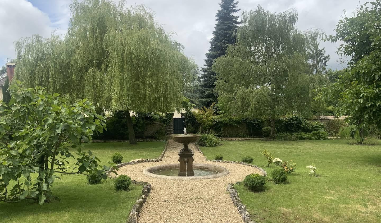 Propriété avec jardin Bois-le-Roi