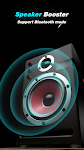 screenshot of Volume Booster PRO - Sound Booster for Android