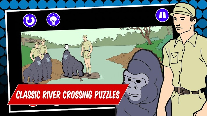 Crossing Conductor - screenshot