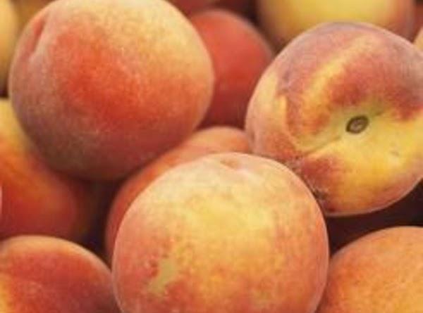 Chilled Peach Soup Recipe