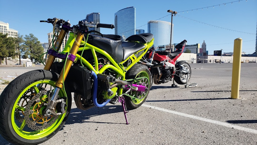 New Breed Stunt Parts - Machine Shop in Las Vegas
