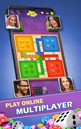 Ludo All Star - Online Classic Board & Ludo Game screenshots 1