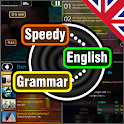 Speedy English Grammar: Exercises & Practice Games icon