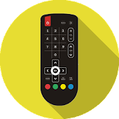Smart TV Remote Simulation