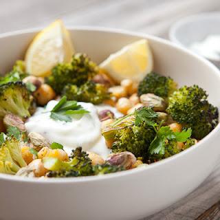 Broccoli Brown Rice Bowls.