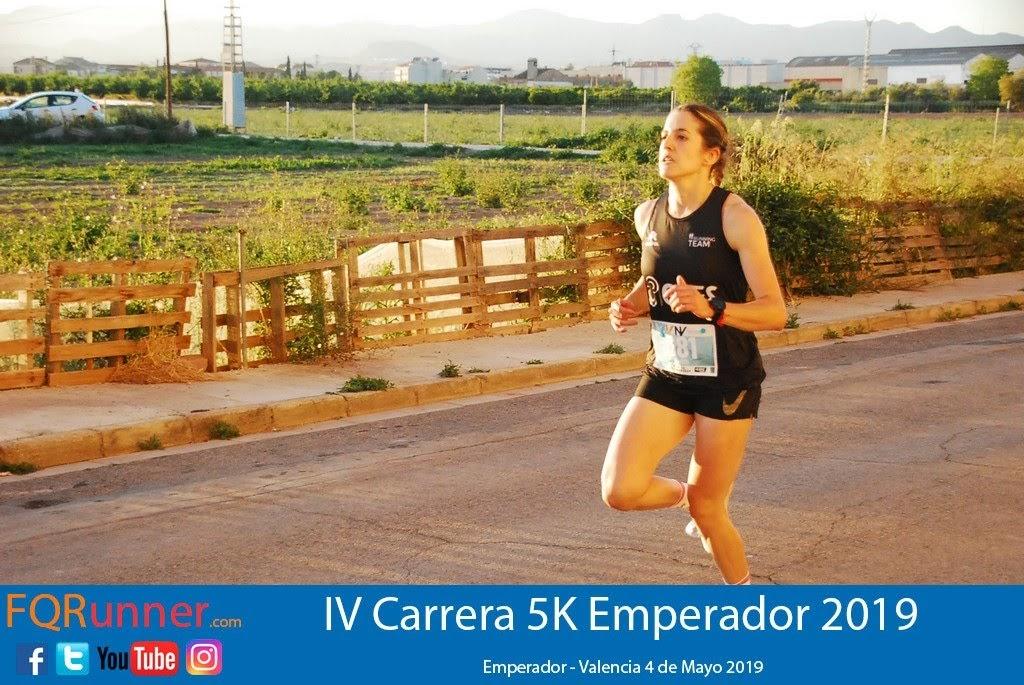 Judith Carsi Alandi del Gaes Running Team