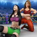 Bad Girls Wrestling Game: GYM Women Fighting Games icon