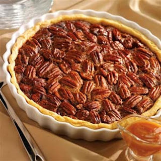 Caramel Pecan Pie.
