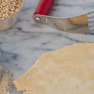 Perfect Whole Wheat Pie Crust