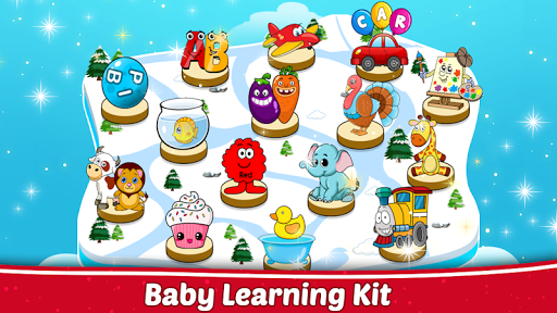 Baby Games: Toddler Games for Free 2-5 Year Olds modavailable screenshots 11