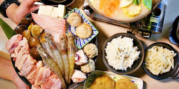 高雄。 風見雞鍋物食堂。澎派日式海陸鍋,必吃放養土雞、盛合串燒。 鳳山美食。桑尼瘦不了