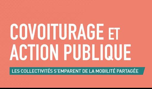 Etude Covoiturage et Action Publique