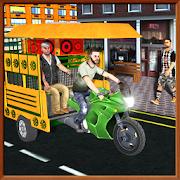 tuk tuk chingchi rickshaw sim