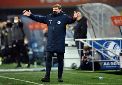 """Vanhaezebrouck est satisfait mais: """"Un point, ce n'est pas assez"""""""