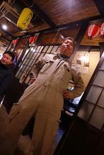 Photo: 三谷さん・・・