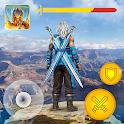 Legends Magic: Juggernaut Wars - raid RPG games icon