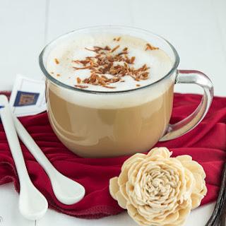 Vanilla Coconut Latte.