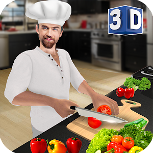 Virtual Chef Cooking Game 3d Download