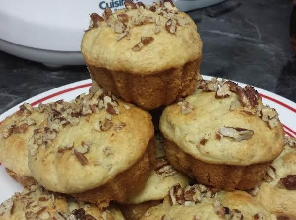 Bisquick Banana-pineapple Muffins