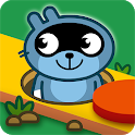 Pango One Road : logical labyrinth for children icon