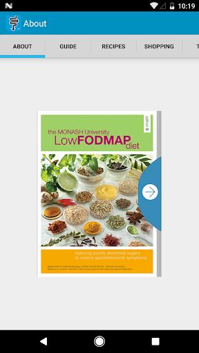 Download Monash Uni Low FODMAP Diet MOD APK 1