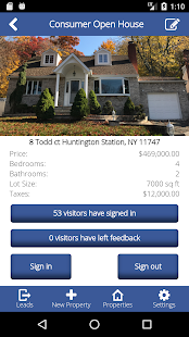 AM Open House for Real Estate- screenshot thumbnail