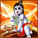 Lord Krishna Live Wallpaper TM icon