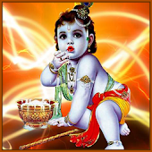 Lord Krishna Live Wallpaper TM