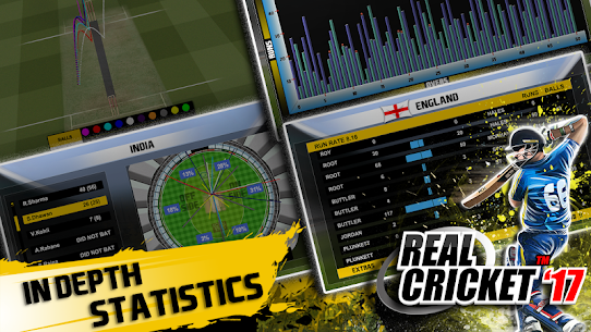Real Cricket™ 17 App Latest Version Download For Android and iPhone 6