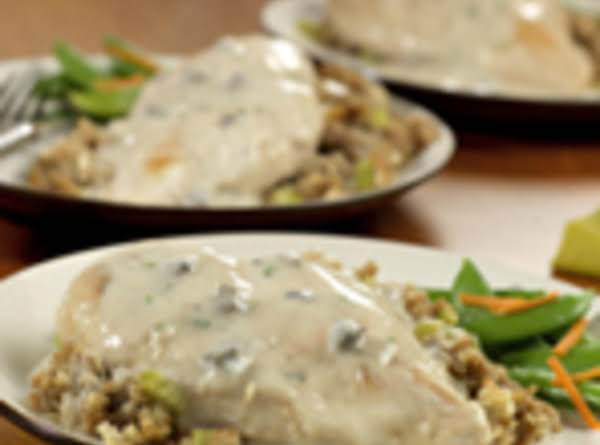 Chicken and Stuffing Casserole_image