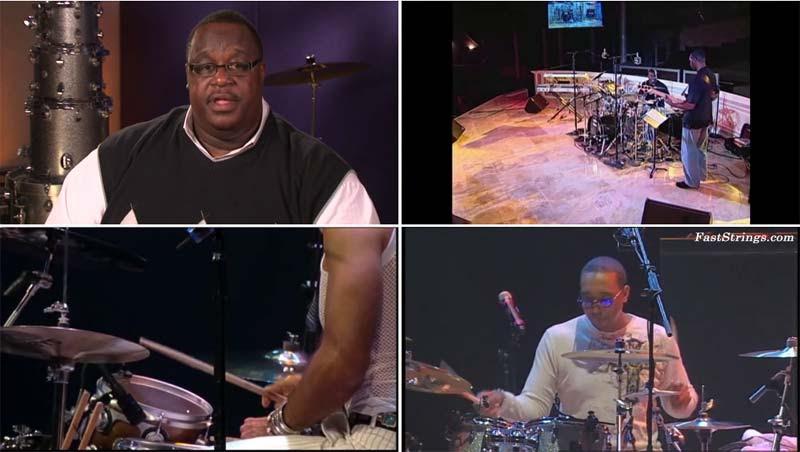 Ultimate Drum Lessons - Gospel & R&B Drumming