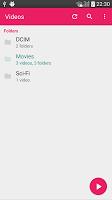 screenshot of MX Player Codec (ARMv7 NEON)