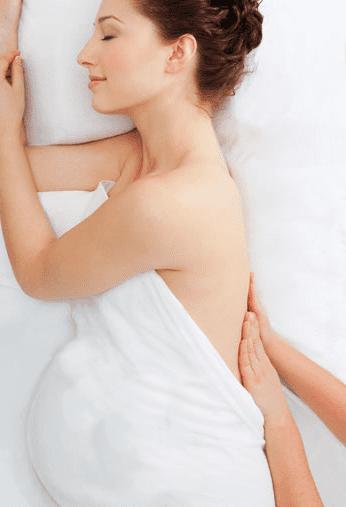 Положительные результаты после массажа для беременных