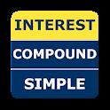 Compound Interest Calc Pro icon