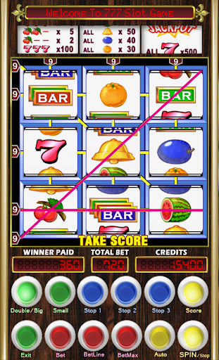 777 Fruit Slot Machine Cherry Master  screenshots 2