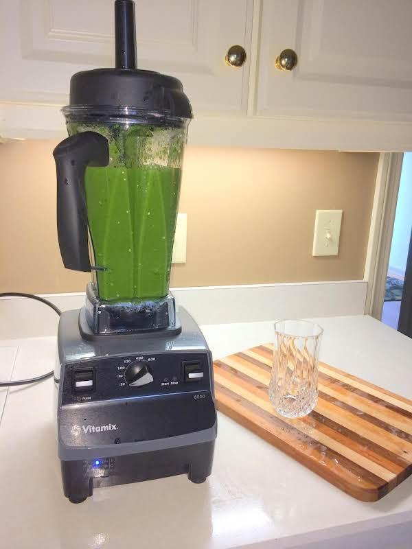 Got Green Stache Juice?