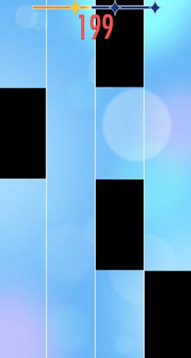 BTS - Heartbeat (BTS WORLD OST) on Piano Tiles 1.0 screenshots 7