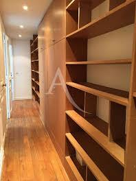 Appartement meublé 2 pièces 44,29 m2