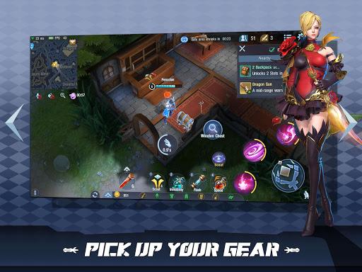 Survival Heroes - MOBA Battle Royale 2.0.2 screenshots 9