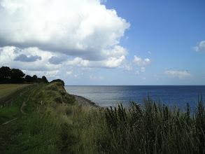 Photo: Eckernförder Bucht bei Waabs