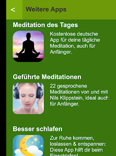 Autogenes Training Entspannung- screenshot thumbnail