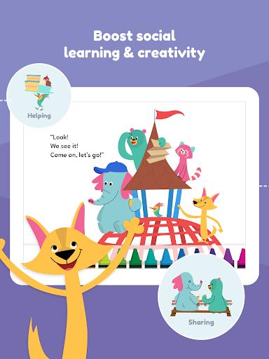 Khan Academy Kids: Free educational games & books 3.5.3 screenshots 14