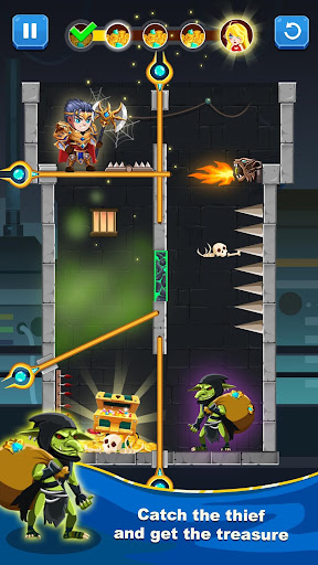 Idle Hero: Princess Rescue 0.4 screenshots 11