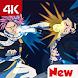 Fairy Wallpaper Tail Anime New Natsu Wallpaper 4K
