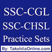 SSC-CGL Practice Questions