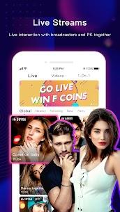 FaceCast:Make New Friends – Meet & Chat Livestream 1