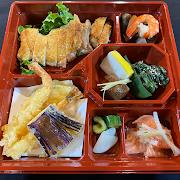Grilled Chicken Gozen Bento