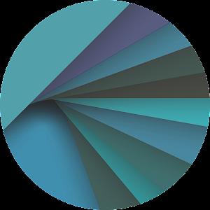 Material Cyan (Xperia Theme)