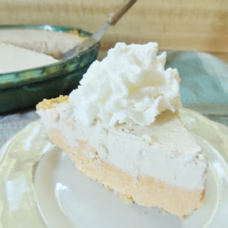 Frozen Pumpkin Latte Pie