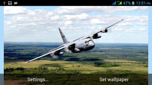 军用飞机直播墙